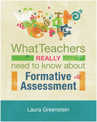 What Teachers Really Need to Know About Formative Assessment, ed. , v.
