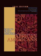 Who's Who Among African Americans, ed. 29, v.