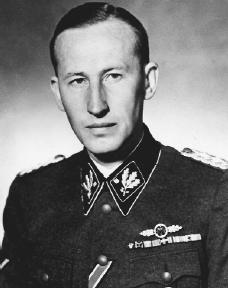 Reinhard Heydrich, deputy head of the SS. (Reproduced by permission of AP/Wide World Photos)