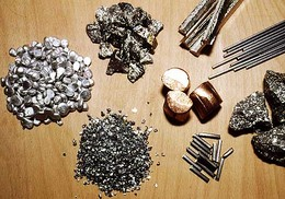 Metals Assortment