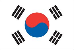 Flag of the Rok
