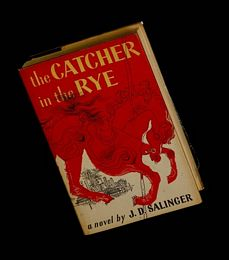 First Edition of <pres:italics>Catcher in the Rye</pres:italics>.