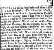 Document Preview Image for A Collection of religious tracts. [Twelve lines from Swedenborg]