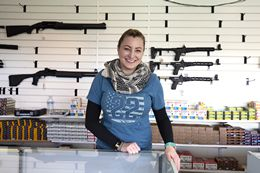 Despite Governor's Orders to Close amid Pandemic Lockdown, Some Gun Shops Remained Open in ...