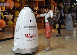 Task-Performing Robots are Right at Home in California's Silicon Valley