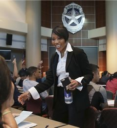Dallas Hires its First Female Chief of Police, Renee Hall