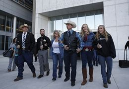 Federal Judge in Nevada Declares a Mistrial in Bundy Armed Standoff Case