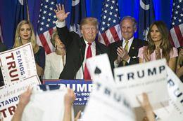 Donald Trump Wins The South Carolina Primary