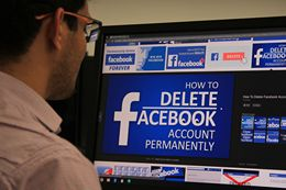 Reacting to Abuse of Privacy, Some Facebook Users Consider Permanently Deleting Accounts