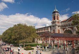 Ellis Island Museum in New York