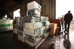 Computer Recycling.
