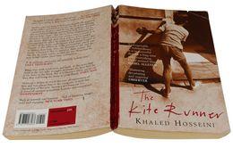 """""""The Kite Runner"""" Book Cover"""