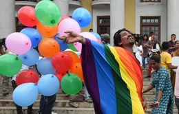 LGBT Community And Supporters Celebrate