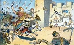 The Wall Street Persians and the Washington Egyptians