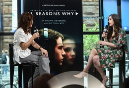 Kate Walsh Discusses TV Show 13 Reasons Why