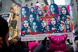 Women's March, New York City