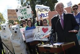 Senator Ed Markey (D-MA) Speaks Against Oil Drilling in ANWR