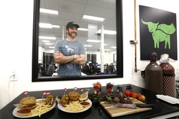 Ethan Brown, Founder and CEO of Beyond Meat