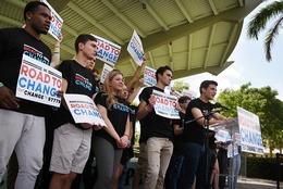 Cameron Kasky Announces Plans for Voter Registration Movement Called