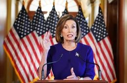 Nancy Pelosi Announces Impeachment Inquiry into President Donald Trump