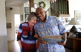 Couple Married 50 Years After the Loving v. Virginia Decision