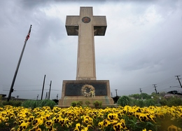 World War I Memorial Cross in Maryland