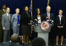 Baltimore Officers Indicted in Death of Freddie Gray
