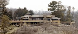 Taliesin, Home of Architect Frank Lloyd Wright