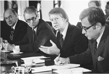 jimmy carter cabinet u s history in context document 18023