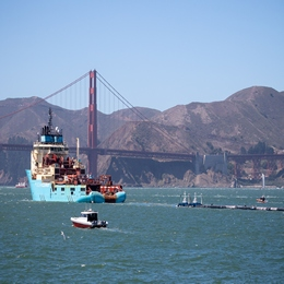 Ocean Cleanup Tests Design to Reduce Pacific Plastic Waste