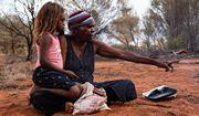 Aboriginal Warlpiri in Australia